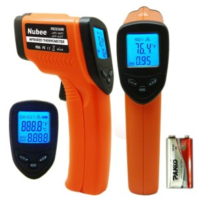 Nubee FDA Approved Non-contact Infrared (IR) Thermometer