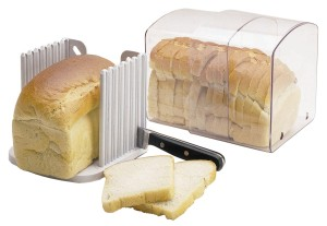 Kitchen Craft Bread Keeper, Expanding