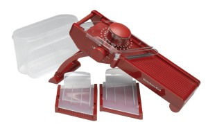 Kitchenaid Classic Mandoline Slicer, Red