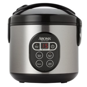 Aroma 8-Cup (Cooked) Digital Rice