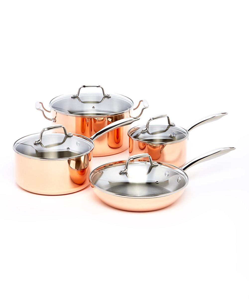 Best Copper Cookware Sets