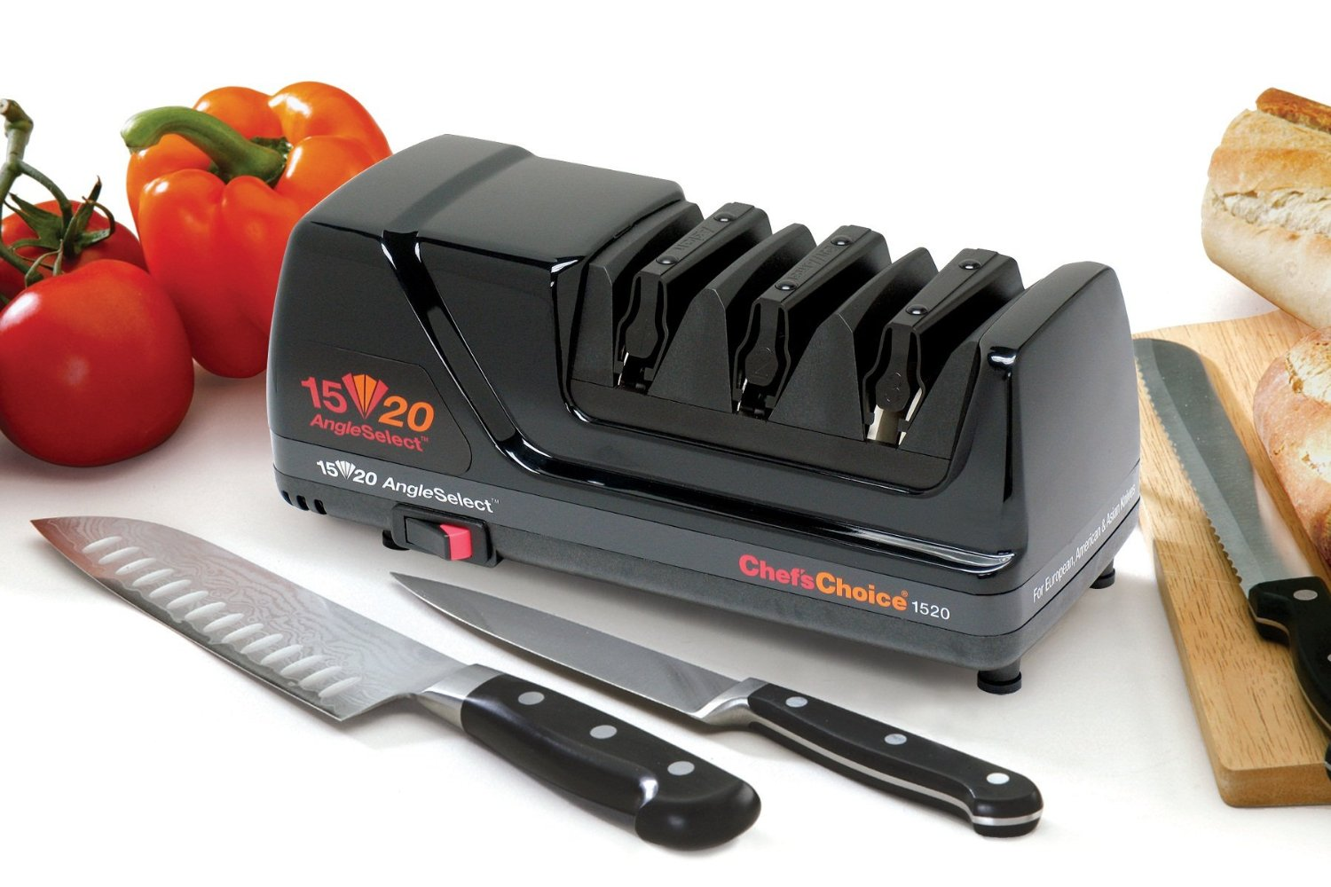 Sharpening Your Electric Knife's Blade