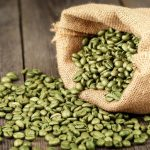 green-coffee-beans-in-bag